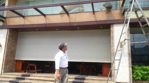 Sửa cửa cuốn tại Điện Biên uy tín