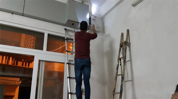 Sửa chữa cửa cuốn tại Vĩnh Phúc uy tín