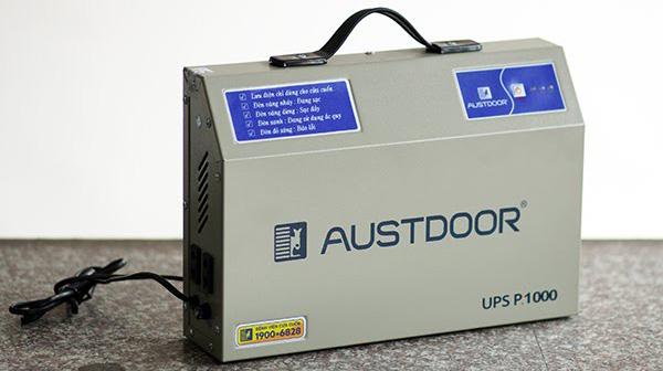 Tính năng cửa bộ lưu điện cửa cuốn Austdoor
